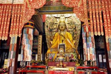 Pequim | Beijing Panda House, Lama Temple, Confucius Temple