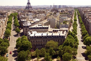 Paris :: Hop On Hop Off - L'Opentour