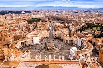 Roma | Tour pelo Vaticano