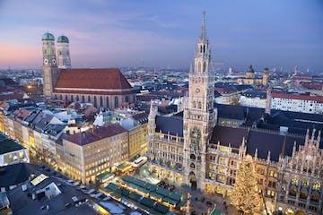 Munique :: Castelos Reais de Neuschwanstein e Linderhof