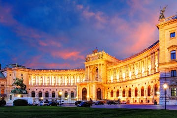 Viena :: Concerto Schonbrunn