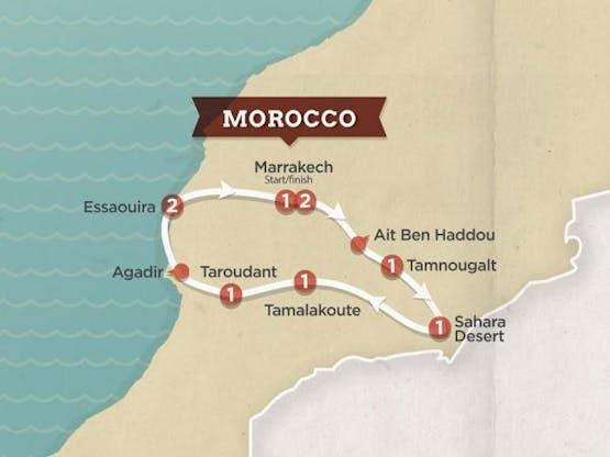Mochilão® Sahara Adventure