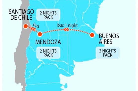 Mochilão® Argentina & Chile