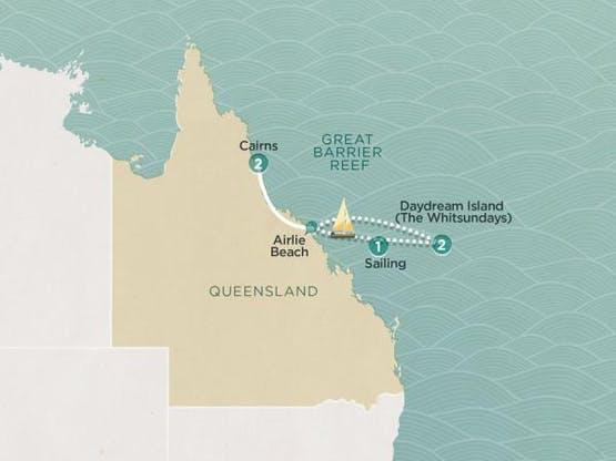 Mochilão® Austrália Tropical