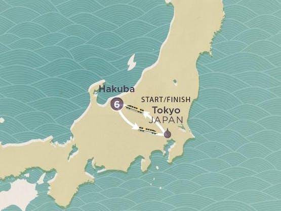 Mochilão® Ski no Japão