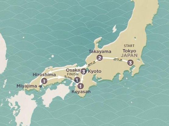 Mochilão® Japão