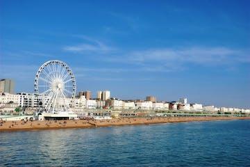 Inglês em Brighton + Tour em Paris | Black November CI