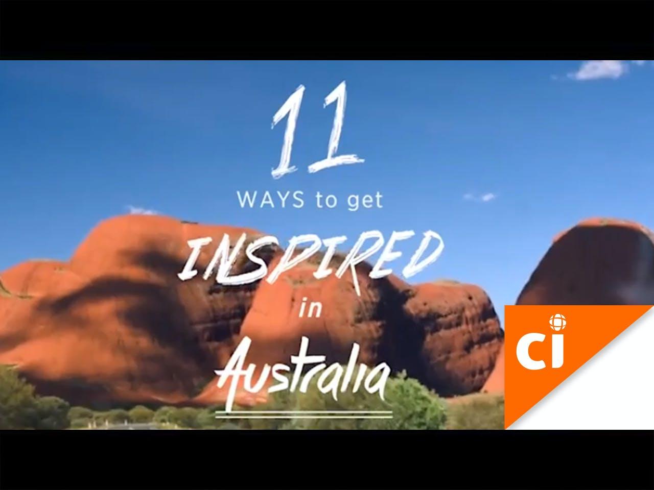 Mochilão® CI | Pela Austrália