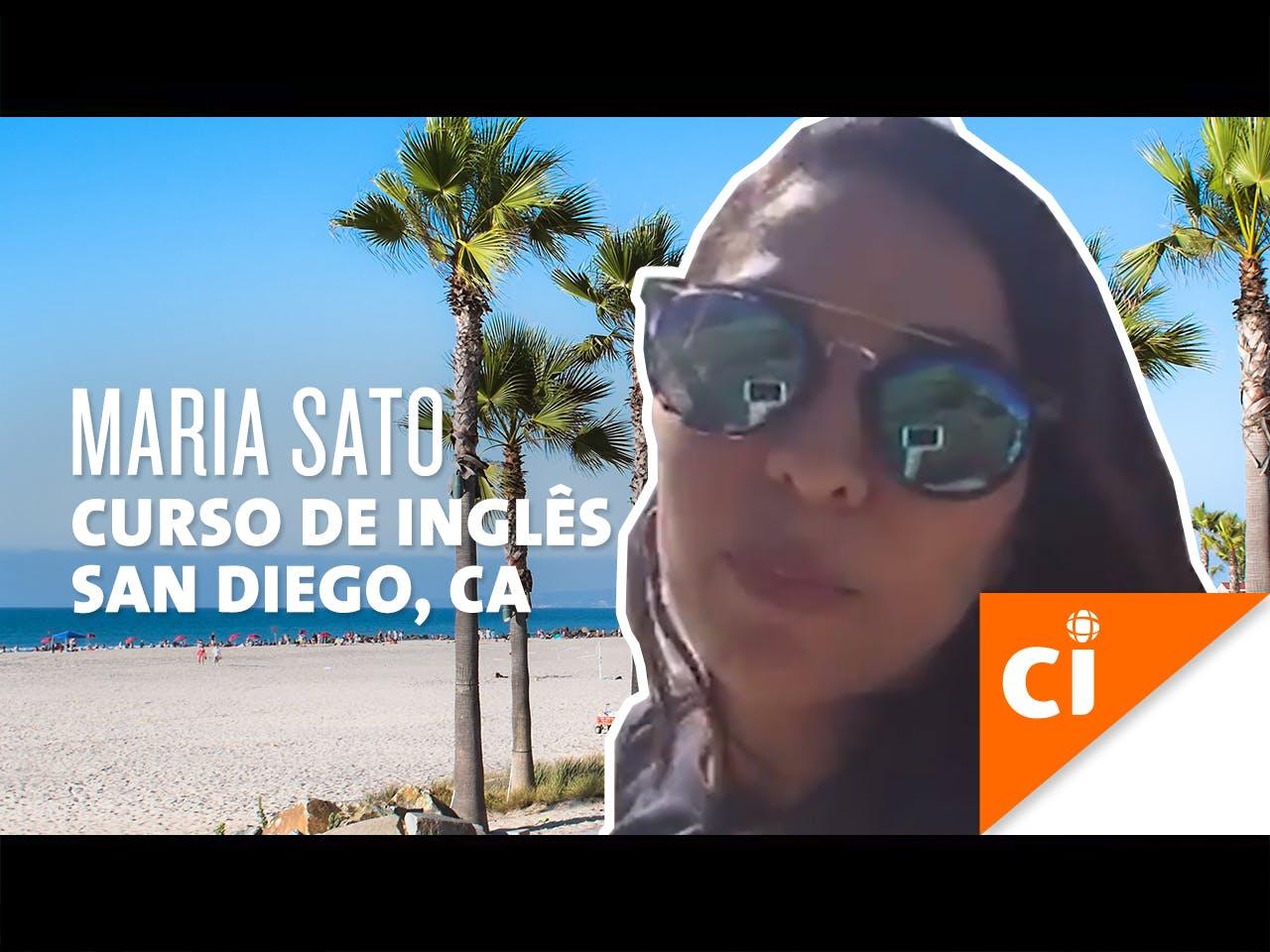 Maria Sato | #ViajanteCI