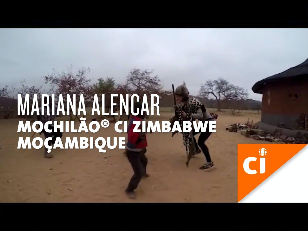#ViajanteCI | Mariana Alencar