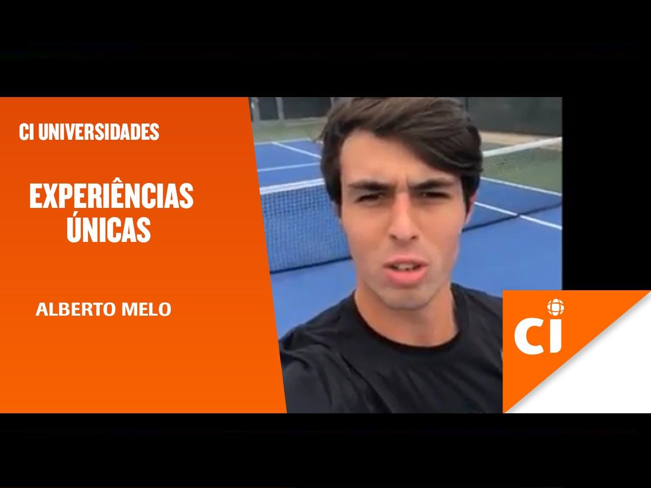 #ExperiênciasÚnicas - Alberto Mello