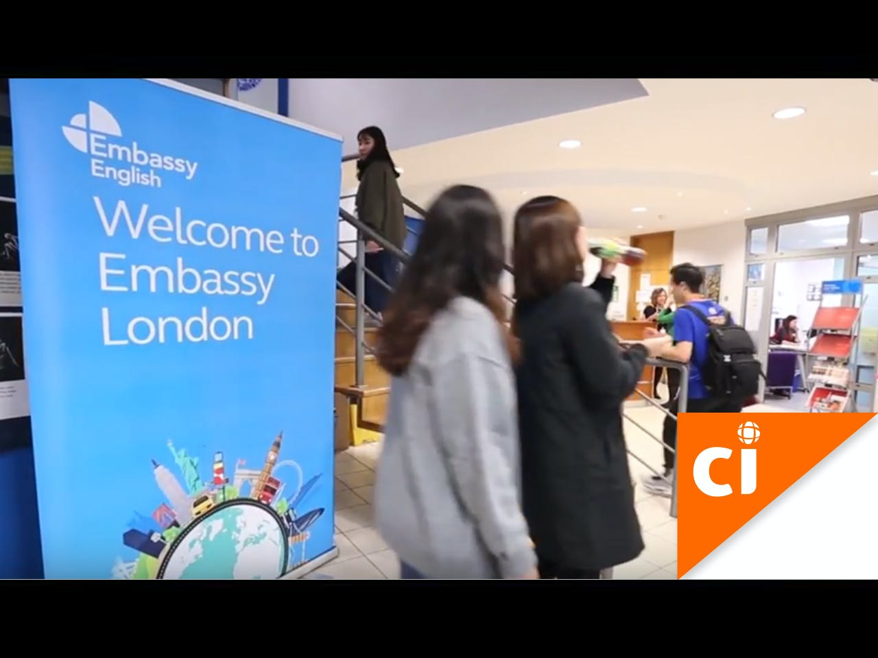 Embassy - Londres