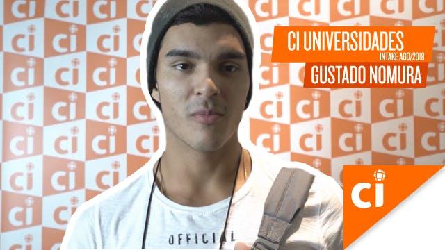 Gustavo Nomura | #ViajanteCI