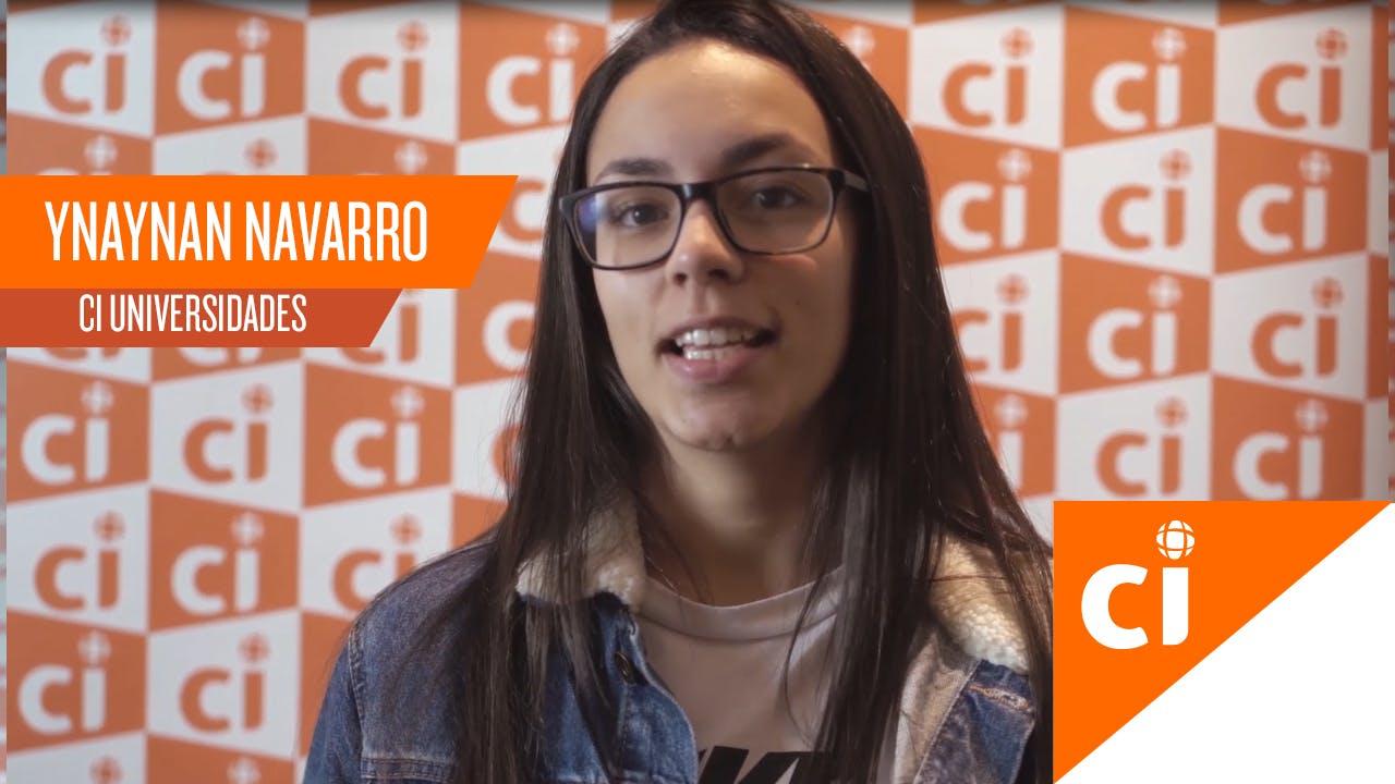 Ynaynan Navarro Biolcati | #ViajanteCI