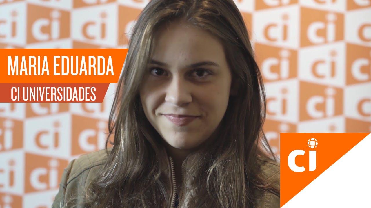 Maria Eduarda Garcia Impaléa  | #ViajanteCI