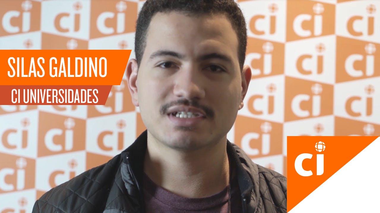 Silas Galdino de Oliveira  | #ViajanteCI