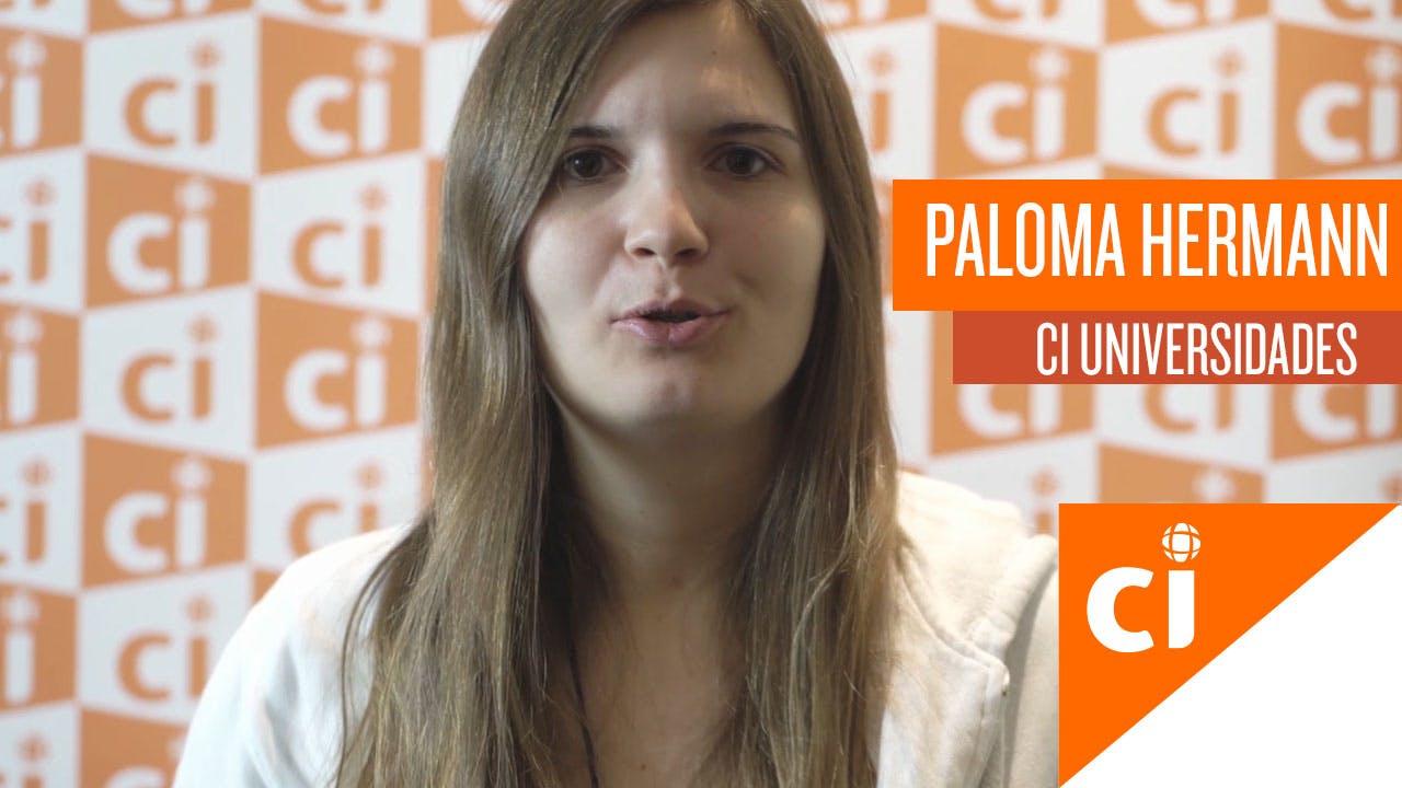 Paloma Larm Hermann | #ViajanteCI