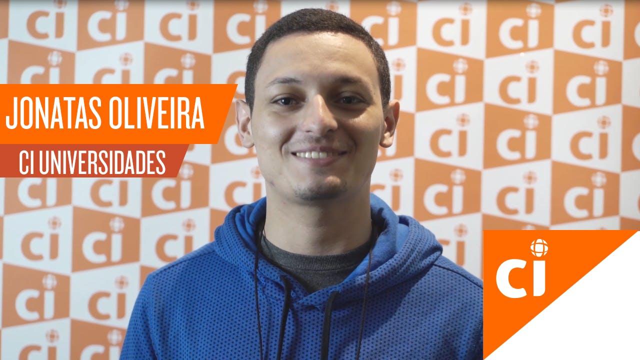 Jonatan Oliveira| #ViajanteCI |