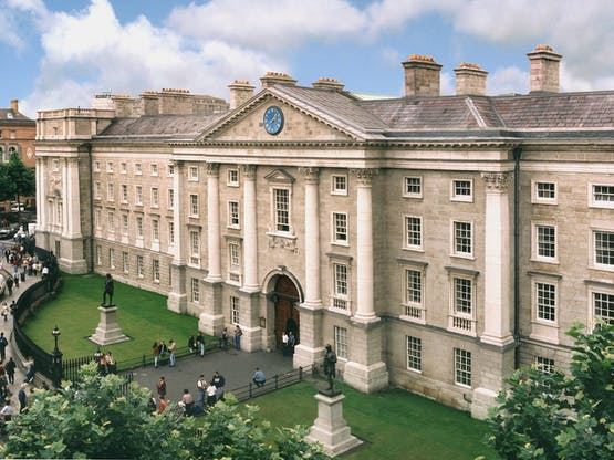 <strong>Universidades na Irlanda</strong>
